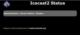 Icecast-status