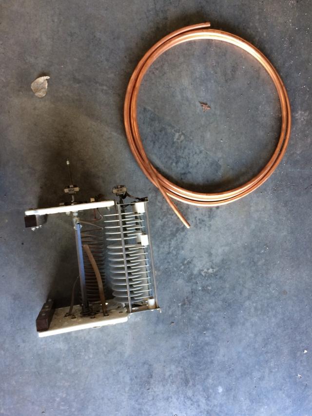 DIY Magnetic loop | The Handy Hamilton